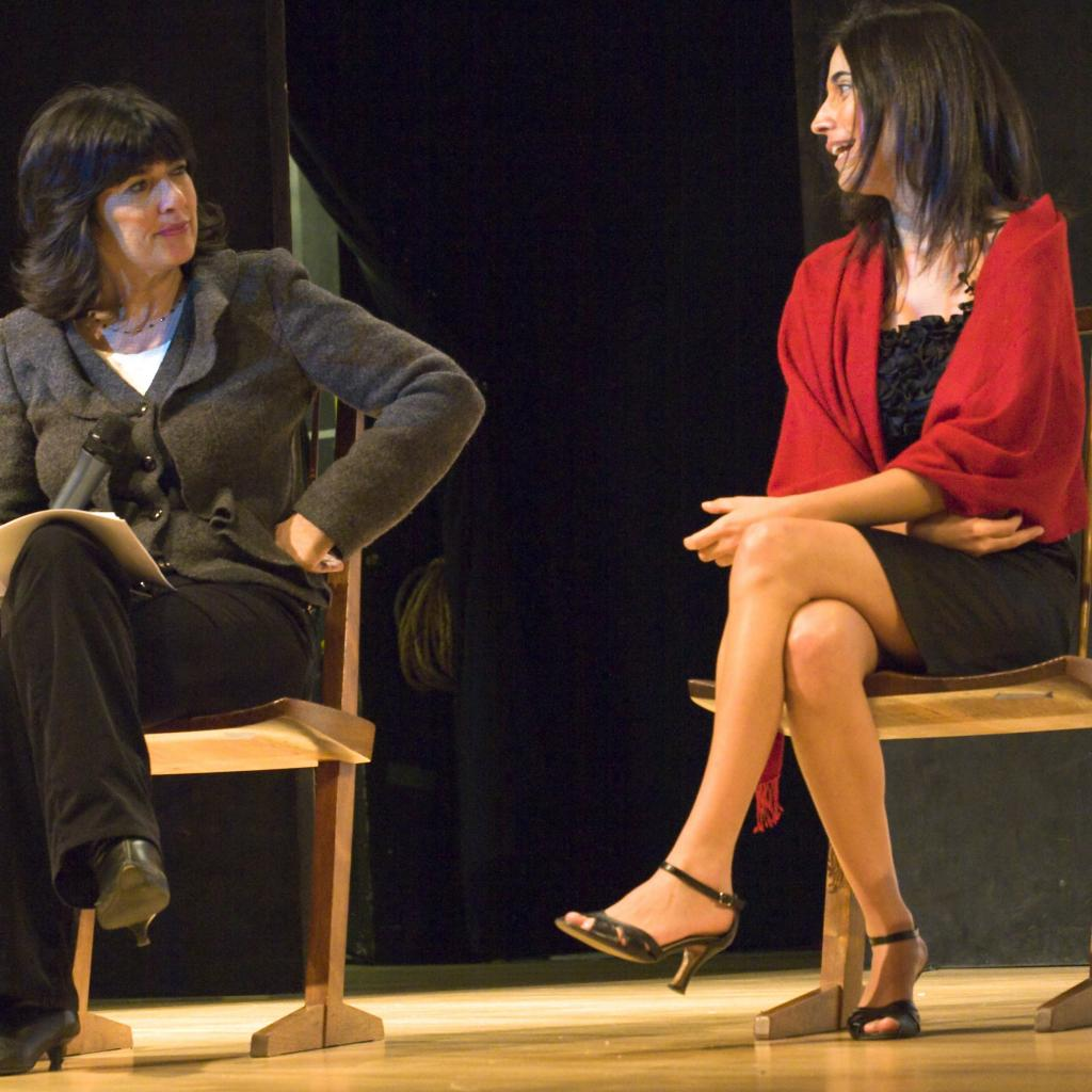 Q&A WITH CHRISTIANE AMANPOUR