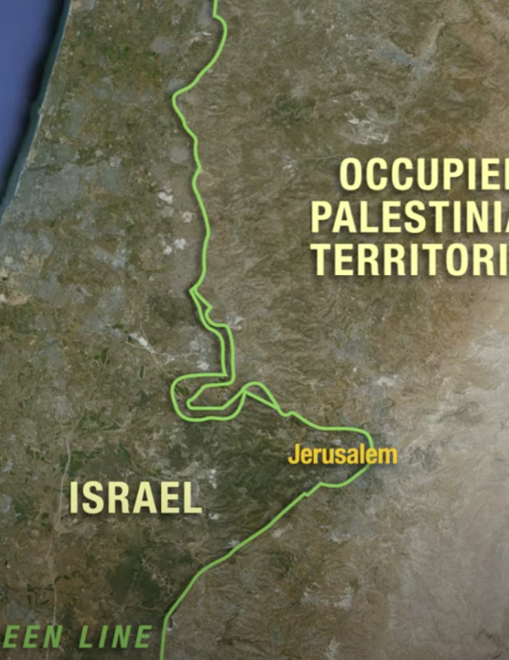 HOME FRONT: East Jerusalem Context Maps