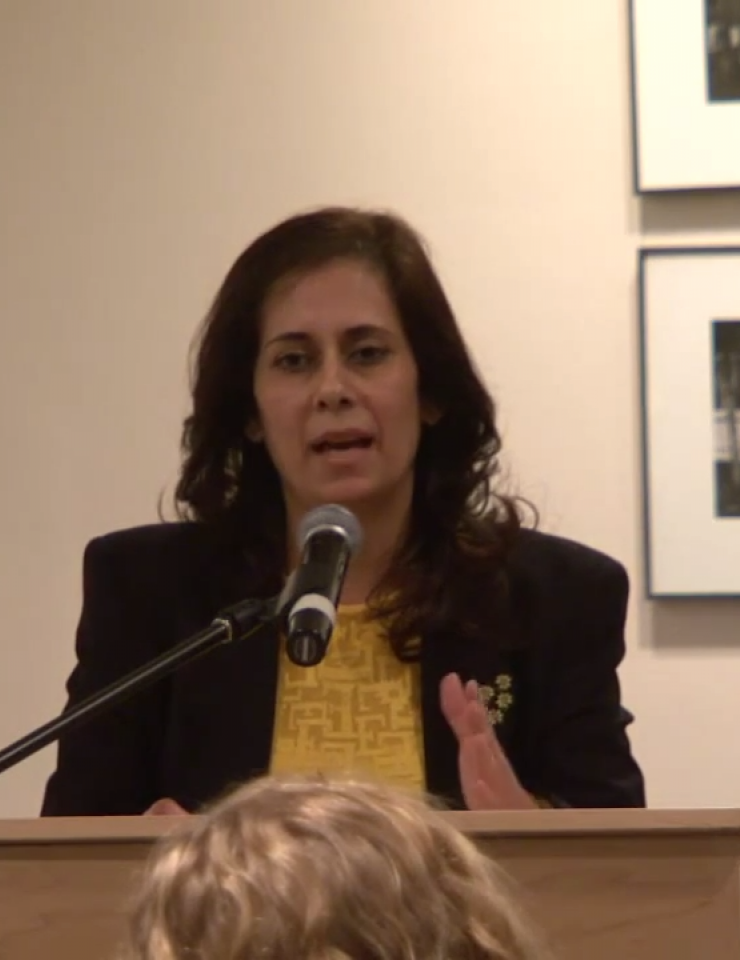 Rula Salameh on Human Security in Palestine