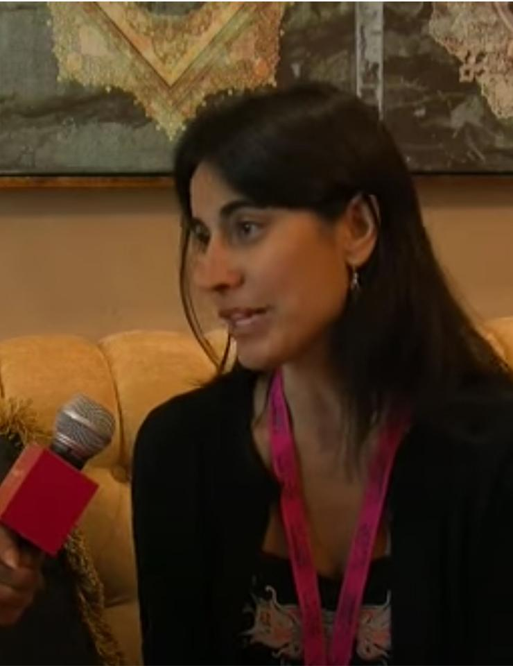 DIFF 2009: Interview with Julia Bacha